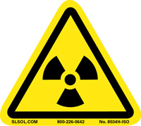 Radioactive Material, Radiation Hazard